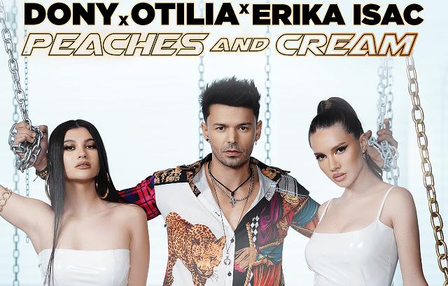 """Otilia'dan Yeni Şarkı """"Peaches and Cream"""""""
