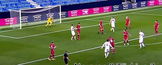 Norveç 0 Türkiye 3
