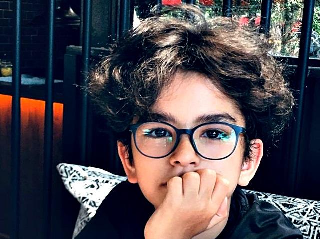 Ali Kürşat Uzun 8 Yaşında Kitap Yazarı Oldu