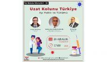 """""""Uzat Kolunu Türkiye"""""""