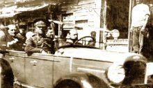 Atatürk'ün Gelibolu'ya Gelişi
