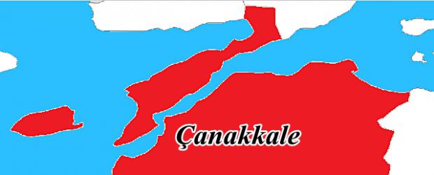Çanakkale'nin 4'te 1'i Aşılandı