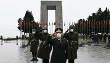 Çanakkale Kara Savaşları 106.Yılı Anıldı
