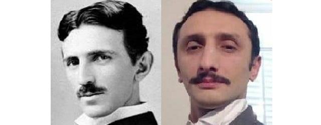 Nikola Tesla'yı Hakan Ergün Canlandırdı