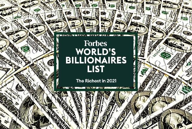 İşte Türkiye'nin Para Babaları