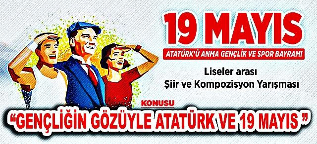 Geleneksel 19 Mayıs Yarışması Sonuçlandı