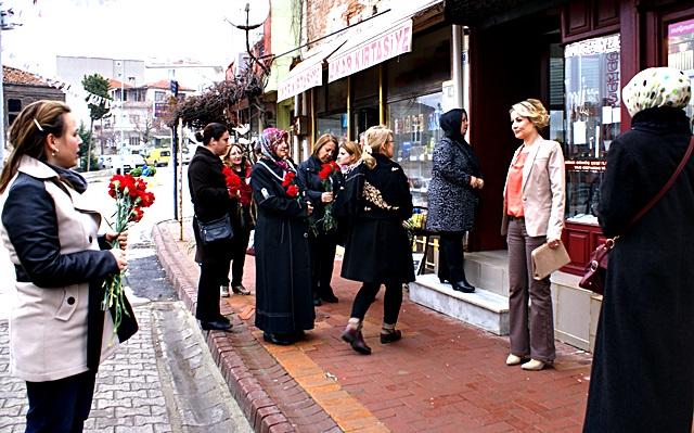 """Aygen Akdağ """"8 Mart Dünya Kadınlar Günü"""""""