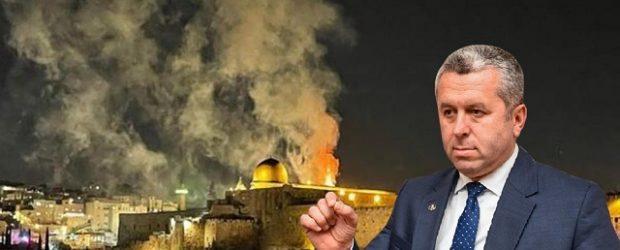 BBP'li Yardımcıoğlu'ndan İslam Alemine Çağrı