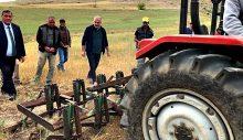 Buğday Tarlalarında Göz Yaşartan Manzara