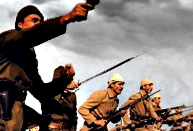 """""""Çanakkale 1915"""" Filmi Çekilecek"""