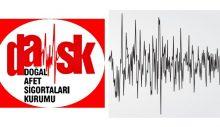 Zorunlu Deprem Sigortası Artış Gösteriyor