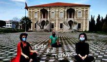 """Eğitimcilerden """"Evde Kal Türkiye"""" Masalı (Video)"""
