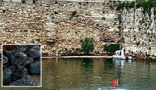 Tarihi İç Liman Temizlendi