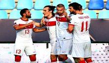 Türkiye Azerbaycan Hazırlık Karşılaşması