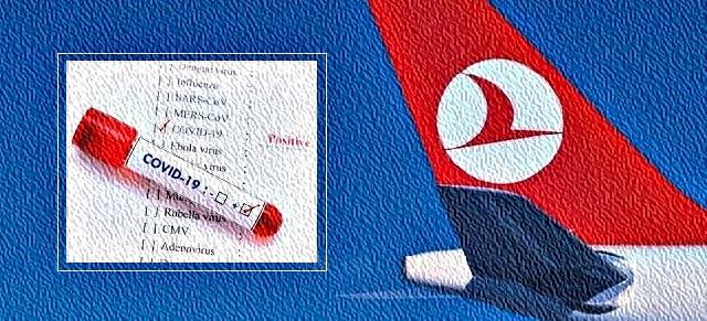 15 Ülkeden Gelenler PCR Testinden Muaf