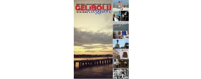 Gelibolu Rüzgarı Dergisi'nin 4'üncü Sayısı Çıkıyor