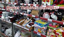 Market Tedbirleri Genelgesi