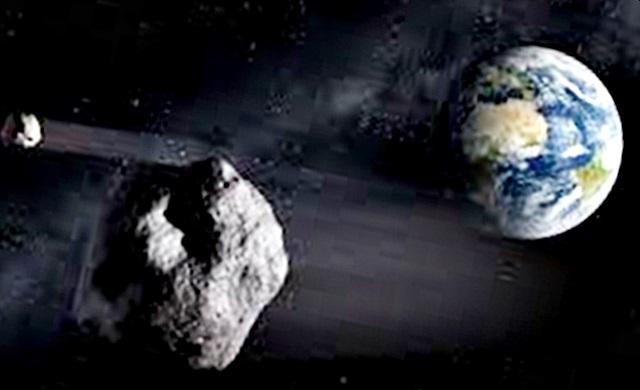 NASA'nın Kıyamet Günü Simülasyonu