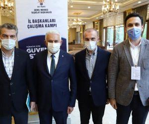 Kızılcahamam İl Başkanları Çalıştayı