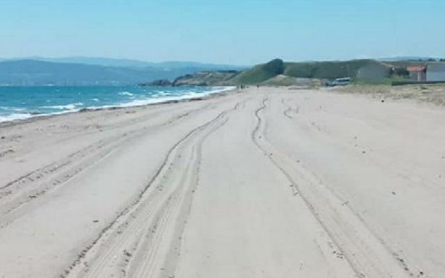 Eğritaş Plajı Temizlendi