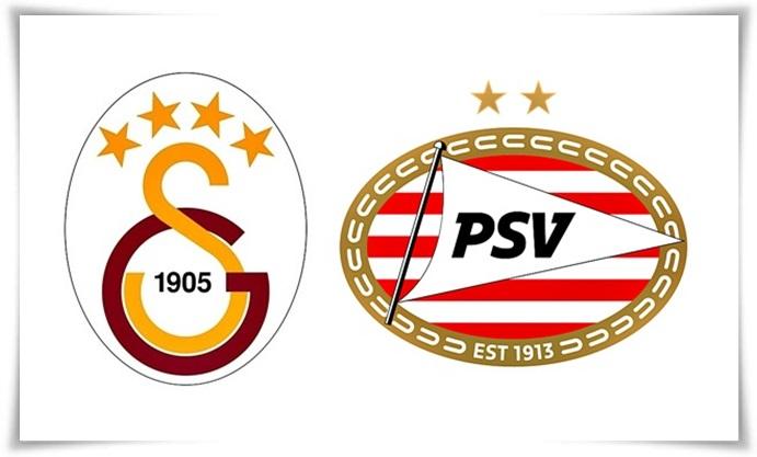 Galatasaray'ın Rakibi PSV Eindhoven