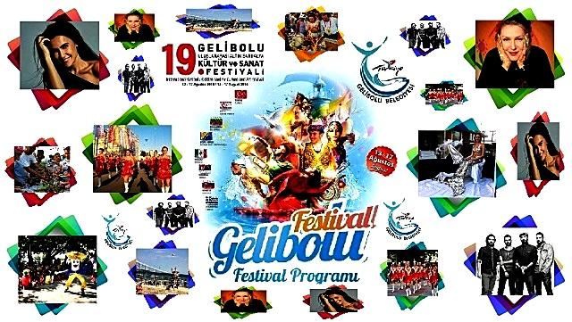 Gelibolu Sardalya Festivali Başlıyor
