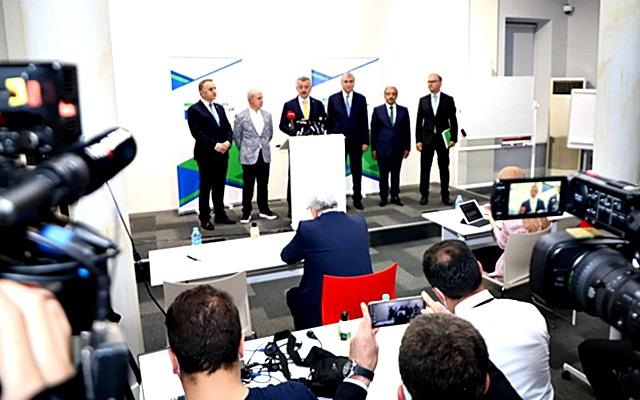 Marmara Belediyeler Birliği Toplantısı