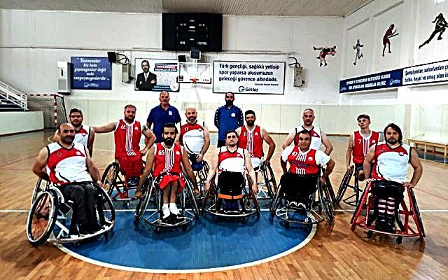 Tekerlekli Sandalye Basketbol 1.Ligi Başlıyor