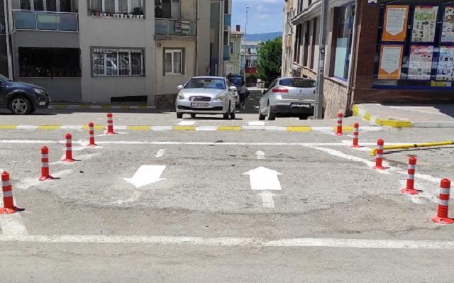 Gelibolu'da Trafik Düzenlemesi