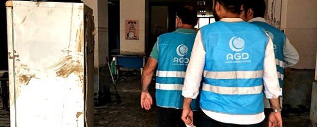 Rize ve Artvin'de Yaraları Sarıyor