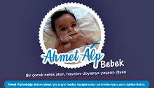 Meclis'ten Ahmet Alp Bebeğe Destek