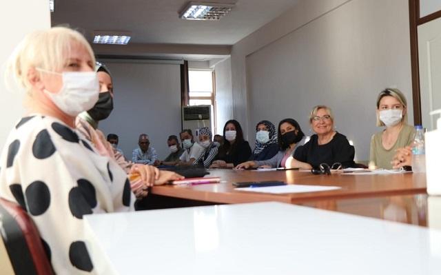 Teşkilat Bölge Koordinatörü Çanakkale'de