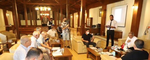 Gökbüet Su Birliği Üyeleri Toplandı