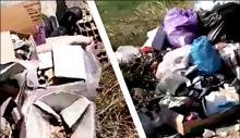 Güneyli'nin Çöp Sorunu
