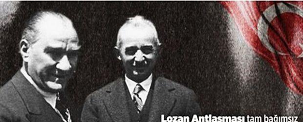 Lozan Barış Antlaşması 98 Yaşında