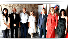 """Çanakkale'de """"Ormanda Bir Şarkı"""" Sergisi"""