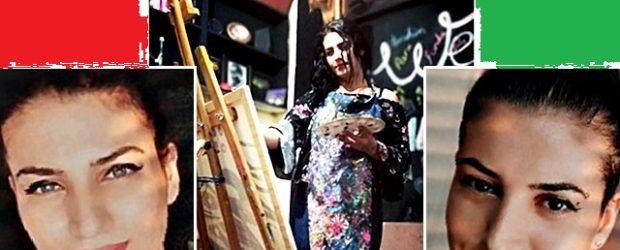 Ressam Serap Lokmacı'dan 5. Sergi Hazırlığı