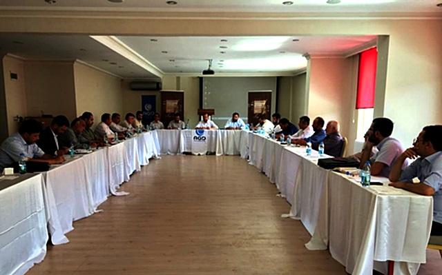 AGD Bölgesel İstişare Toplantıları