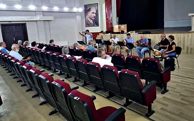 Gelibolu Musiki Derneği Mangala Turnuvası'nda