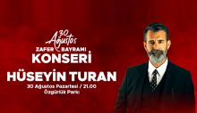 30 Ağustos Zafer Bayramı Konseri