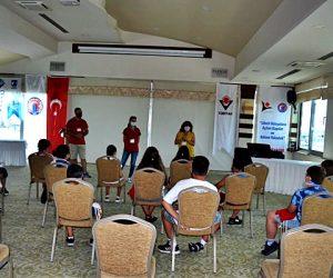 Tübitak Yaz Bilim Kampı Başladı