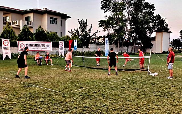 Troia Festivali Ayak Tenisi Turnuvası