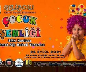 Gelibolu Belediyesi Çocuk Şenliği