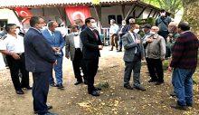 Yenice'de 17. Issız Cuma Hayrı Yapıldı