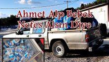Ahmet Alp Bebek Nefes Alsın Diye