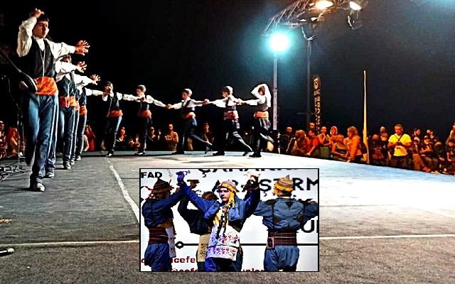 Troya Halk Oyunları Festivali Sona Erdi