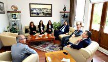 Ege ve Marmara Çevre Belediyeler Birliği Ziyareti
