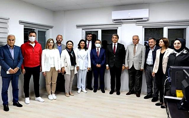 TBMM Müsilaj Araştırma Komisyonu Çanakkale'de