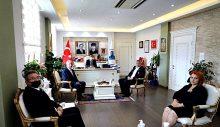 Çanakkale Valisi Aktaş'a Anlamlı Ziyaret