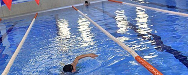 Yüzme Havuzuna İlgi Büyük